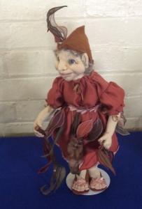 Doll elf